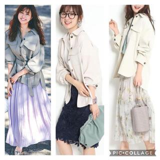 JUSGLITTY - 新品タグ付き♡定価24200円♡JUSGLITTY CPOジャケット