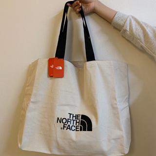 THE NORTH FACE - ノースフェイス トートバッグ アイボリー
