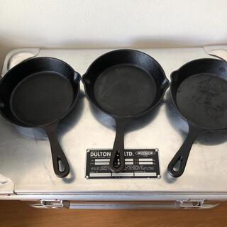 ニトリ(ニトリ)のニトリ スキレット 3個セット(鍋/フライパン)