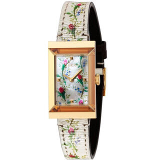 Gucci - 【新品】グッチ GUCCI 腕時計 レディース クォーツ ホワイト