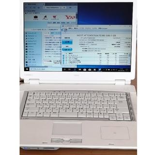 NEC - ノートパソコン LL550/K