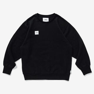 W)taps - 新品 Wtaps Home Base Crew Neck Black XL