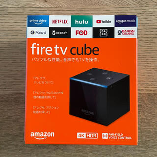 Fire TV Cube 第2世代 最新型 訳あり(その他)