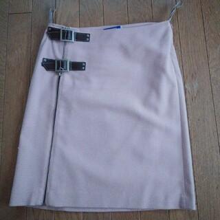 バーバリーブルーレーベル(BURBERRY BLUE LABEL)の◆未使用に近い◆バーバリーブルーレーベル スカート(ひざ丈スカート)