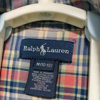 Ralph Lauren - 中古 ラルフローレン/チェックシャツ