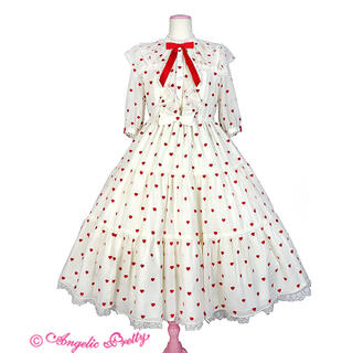 Angelic Pretty - Angelic Pretty petit heartワンピース