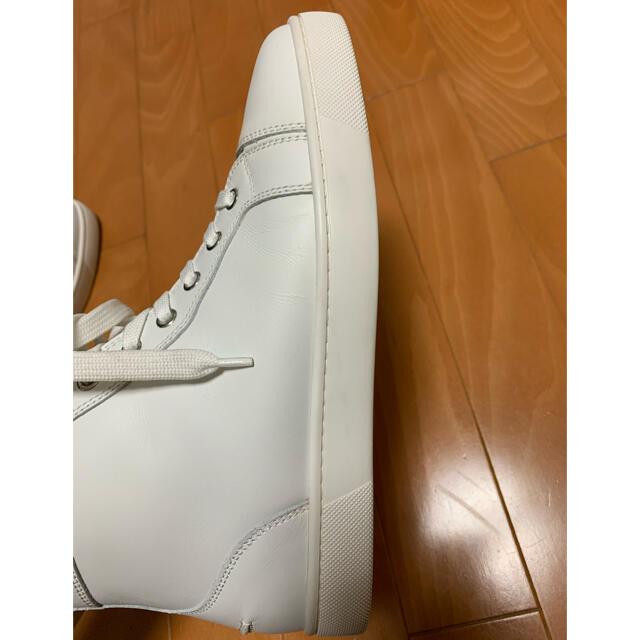 Christian Louboutin(クリスチャンルブタン)のクリスチャンルブタン ハイカット スニーカー メンズの靴/シューズ(スニーカー)の商品写真