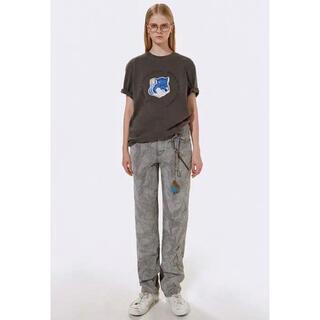メゾンキツネ(MAISON KITSUNE')のMAISON KITSUNE ADER ERROR fox head tee(Tシャツ/カットソー(半袖/袖なし))