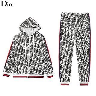 Dior - 新作diorのレッドグリーンのリボンセットが爆発! !醒眼✨満絵看板[文字ロゴプ