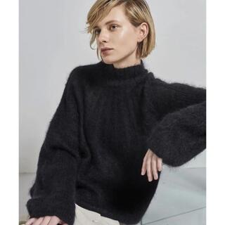 LE CIEL BLEU - lecielblue  Brushed Mohair Knit Tops