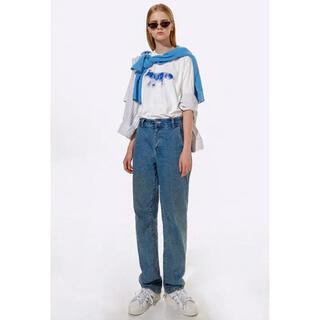 メゾンキツネ(MAISON KITSUNE')のMAISON KITSUNE X ADER ERROR Fog fox tee(Tシャツ/カットソー(半袖/袖なし))
