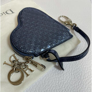 Christian Dior - ★Christian Dior★ハート型コインケース★チャーム付き