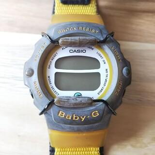 ベビージー(Baby-G)の腕時計 BABY-G☆スノーボーダー仕様(腕時計(デジタル))