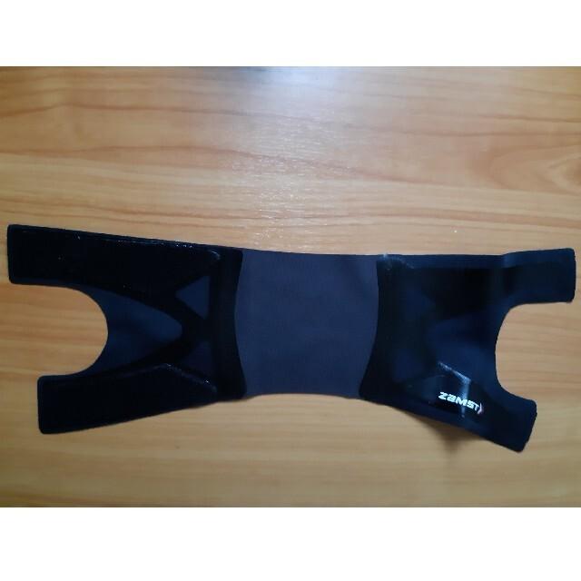 ZAMST(ザムスト)のザムスト ZAMST 膝サポーター FILMISTAほぼ未使用 スポーツ/アウトドアのトレーニング/エクササイズ(トレーニング用品)の商品写真