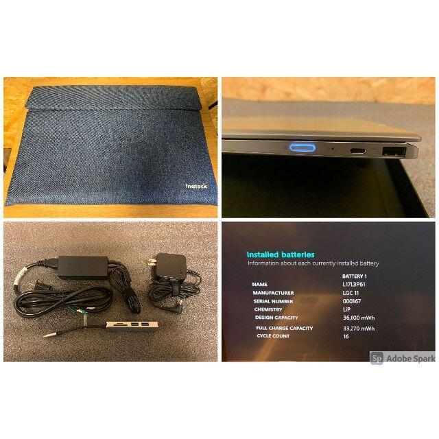 Lenovo(レノボ)のLenovo YOGA 720 スマホ/家電/カメラのPC/タブレット(ノートPC)の商品写真