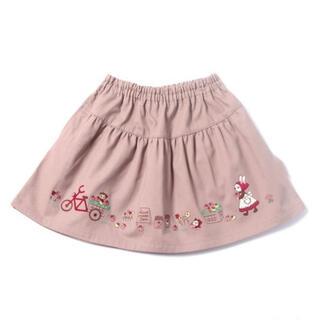 KP - 【100サイズ】KP mimiちゃん スカート