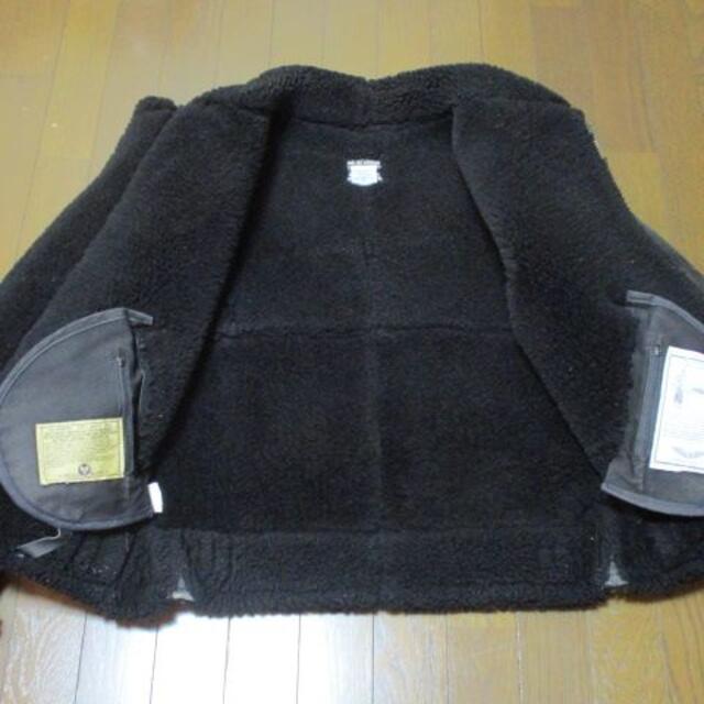 AVIREX(アヴィレックス)の★AVIREX★B3★黒★アビレックス★Schott★ショット★ メンズのジャケット/アウター(フライトジャケット)の商品写真