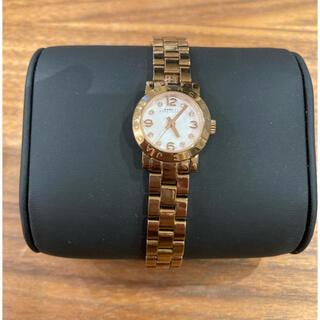 マークバイマークジェイコブス(MARC BY MARC JACOBS)の電池切れ MARC JACOBS 腕時計(腕時計)