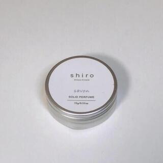 shiro - shiro  練り香水 サボン