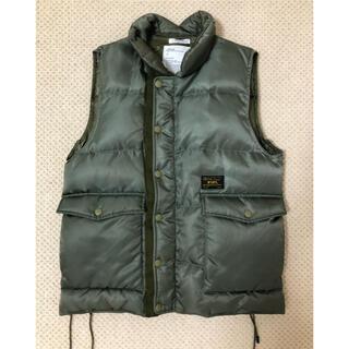 W)taps - Wtaps M-69 Vest Olive Drab S