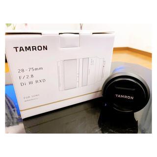 TAMRON - タムロン 28-75mm f2.8