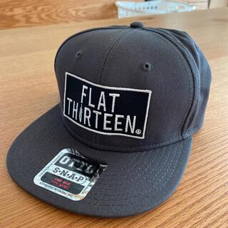 NEIGHBORHOOD - flatthirteen フラットサーティーン キャップ