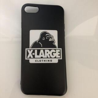 エクストララージ(XLARGE)のXLARGE ロゴ入りiPhoneケース(iPhoneケース)
