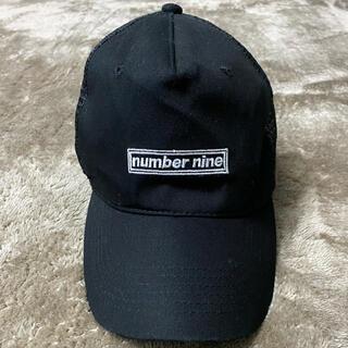ナンバーナイン(NUMBER (N)INE)のナンバーナインキャップ(キャップ)