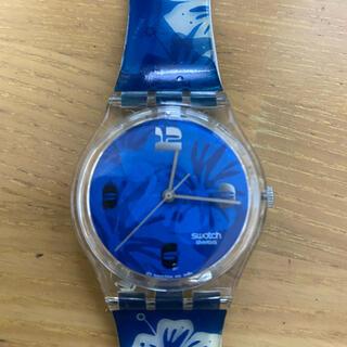 スウォッチ(swatch)のSwatch クオーツ腕時計 正常動作品(腕時計(アナログ))