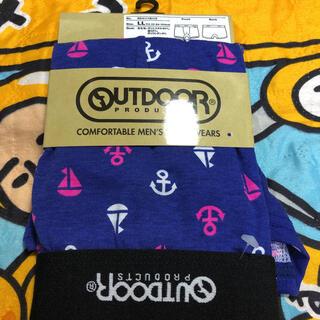 アウトドアプロダクツ(OUTDOOR PRODUCTS)の新品 outdoor メンズ ボクサーパンツ(ボクサーパンツ)