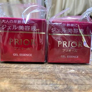 プリオール(PRIOR)の資生堂 プリオール ジェル美容液(48g)(美容液)
