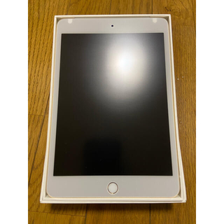 iPad - iPad mini4 16GB Wi-Fi Cellular ゴールド 本体