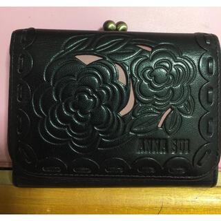 アナスイ(ANNA SUI)のアナスイ がま口三つ折り財布(財布)