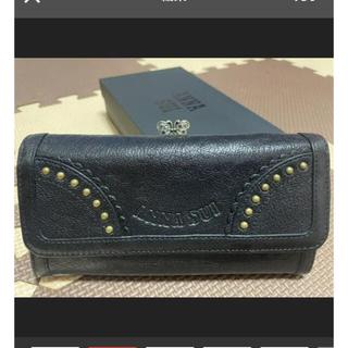アナスイ(ANNA SUI)のANNA SUI   長財布 がま口 美品(財布)