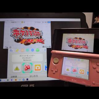ニンテンドー3DS - NINTENDO 3DS ピンク 偽トロ ゲーム実況