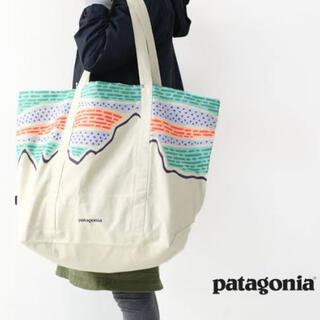 patagonia - パタゴニア オールデイトート 新品 オーガニックコットン トートバッグ