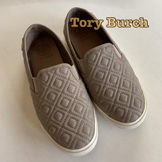Tory Burch - TORY BURCH トリーバーチ スリッポン 8M