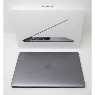 Apple - MacBook Pro 15インチ 512GB 2017年 スペースグレー