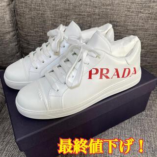 PRADA - PRADA スニーカー 23.5