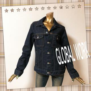 グローバルワーク(GLOBAL WORK)のGLOBAL WORK ♥ カジュアル デニムジャケット(Gジャン/デニムジャケット)