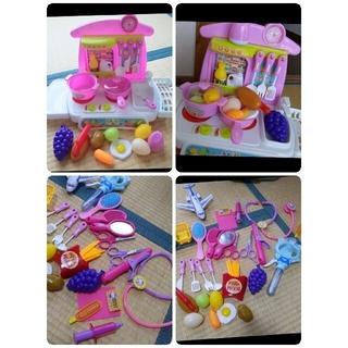 女の子おもちゃまとめ売りセット