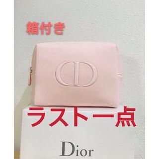 Christian Dior - 【箱付き】Dior ディオール ポーチ コスメポーチ