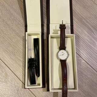 ダニエルウェリントン(Daniel Wellington)のDW ダニエルウェリントン 時計 (腕時計)