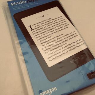 8GB ブラック Kindle paperwhite 広告つき 第10世代