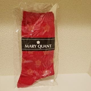 マリークワント(MARY QUANT)のMARY QUANT 靴下(ソックス)