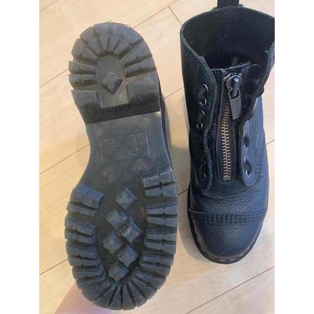 Dr.Martens(ドクターマーチン)のドクターマーチンSINCLAIRダブルソールセンタージップ厚底UK6シンクレア メンズの靴/シューズ(ブーツ)の商品写真
