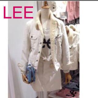 リー(Lee)のボア ストームライダー LEE(Gジャン/デニムジャケット)