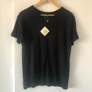 JAMES PERSE - BASERANGE ベースレンジ ルーズ Tシャツ カットソー 黒