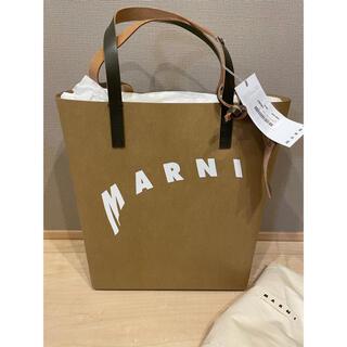 Marni - マルニ ロゴ トートバッグ