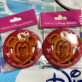 Disney - ディズニー パークフード  ミラー2個